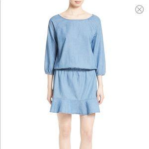 Soft Joie chambray dress